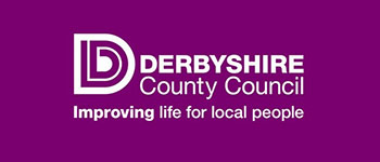 Derbyshire county council banner image