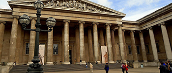 The british museum banner image