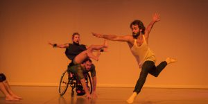Inclusive dance and the understudy: new frontiers banner image